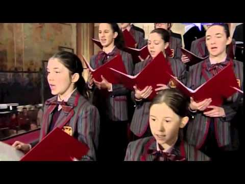 Angels' carol (John Rutter), coro I Piccoli Musici