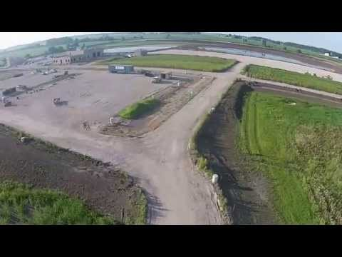 Progress at Elgin Community College's Public Safety Training Center (long version)