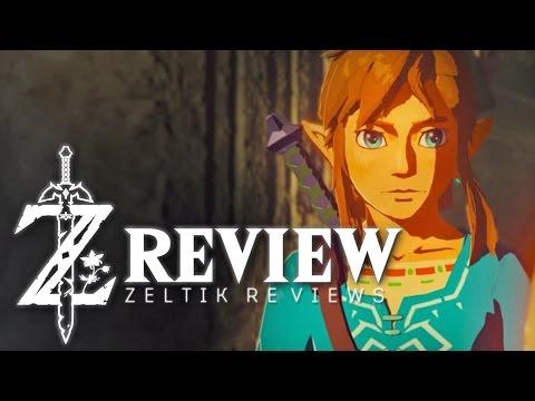 Zelda: Breath of the Wild - Zeltik Review