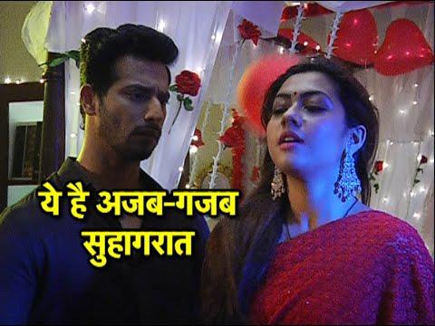 Tujhse Hai Raabta: MUST WATCH! Malhar-Kalyani's FUNNY SUHAGRAAT!