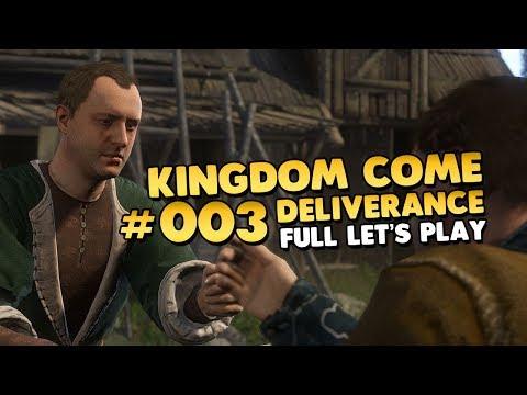 Kingdom Come Deliverance   Deutsche reden nur Mist 👑 #003 [Let's Play][PC][Deutsch]