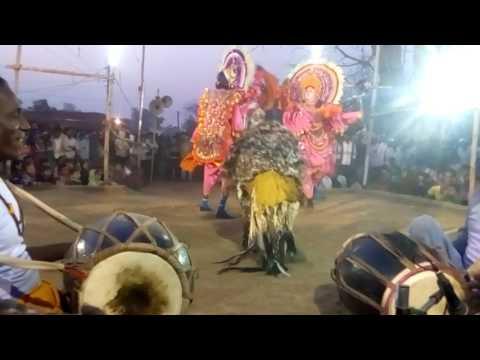 DHANANJOY MAHATO BALIGARA CHHOU DANCE