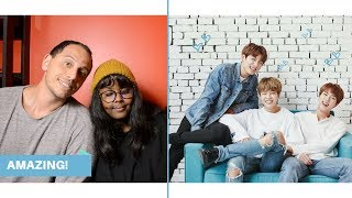 BTS (방탄소년단) TRY NOT TO LAUGH CHALLENGE #10 REACTION (BTS REACTION)