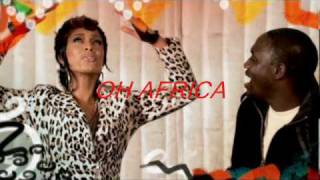 Akon Ft. Keri Hilson - Oh Africa (Lyrics)