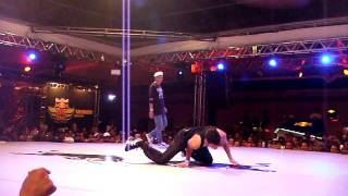 Red Bull BC One - Klesio vs Lil G - Qualify Salvador