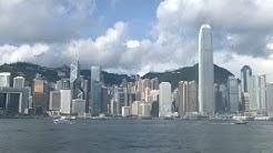Rückgabefeiern in Hongkong