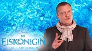 DIE EISKÖNIGIN - VÖLLIG UNVERFROREN - Hape Kerkeling ist Olaf - Disney