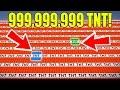 9,999,999 EXPLODING TNT GIANT GIGA CUBE TROLL!