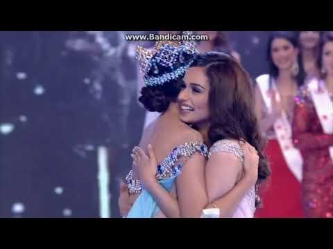life of indian doctor,who won MISS WORLD 2017 - Miss India Manushi chillar