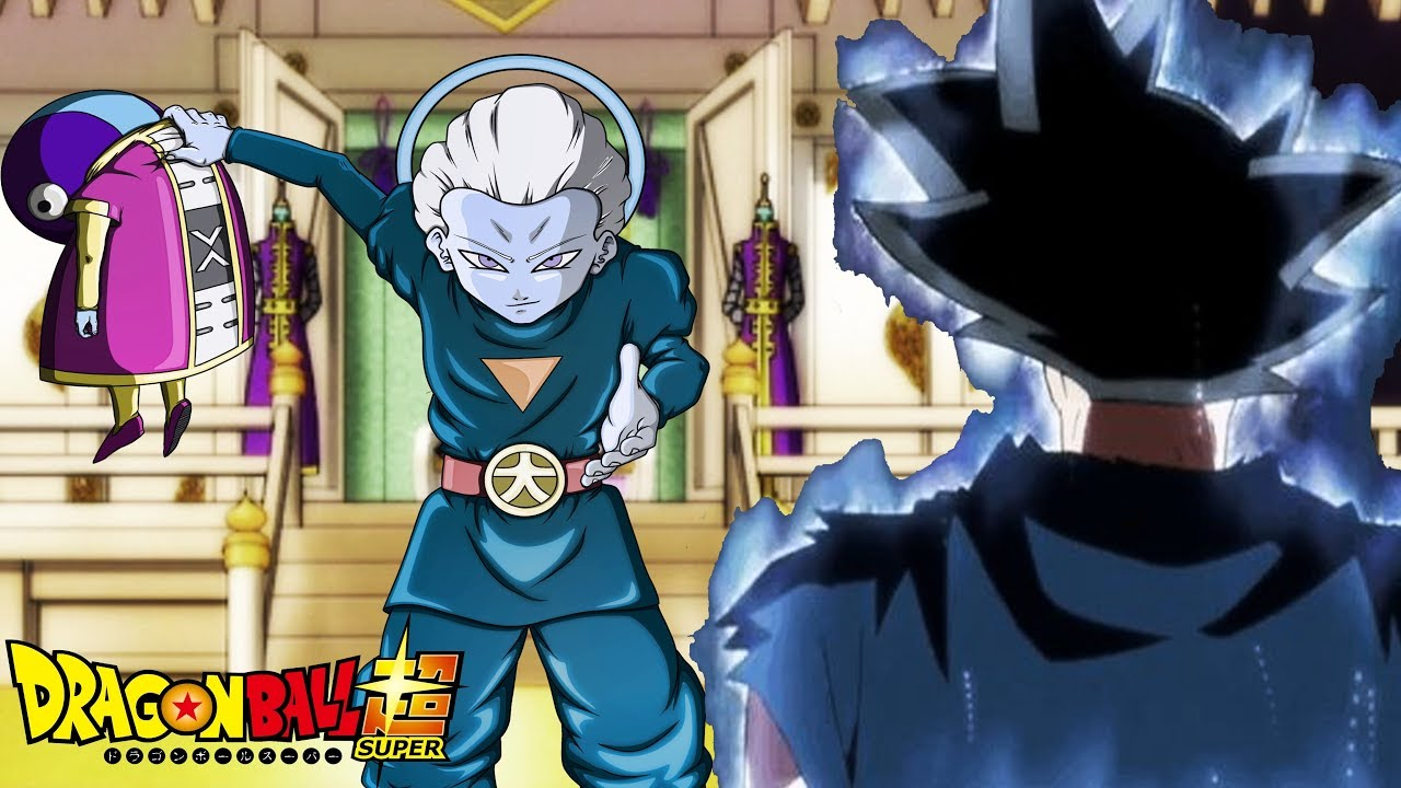 Download Zeno True Identity Is Exposed By The Grand Priest - Dragon Ball Super