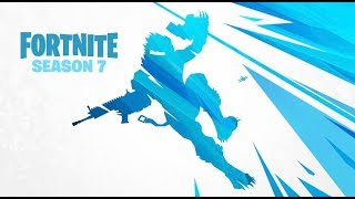 Fortnite season 7 teaser 3.Aeroplanes,New skin - season 7 battle pass give away