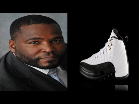 "Dr. Umar Johnson On ""The Black Materialistic Mentality"": Jordans, Jewelry, Competing w/ Each Other"