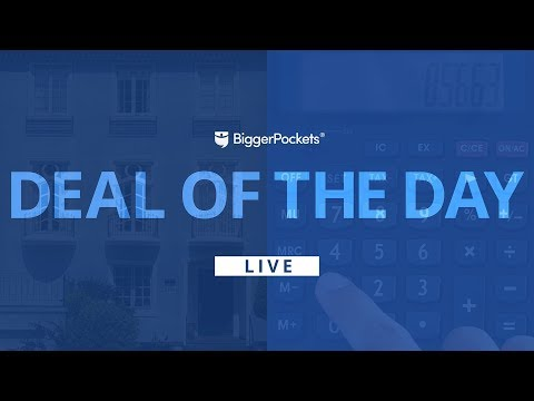 Deal of the Day   How to Easily Find & Analyze Deals: On this episode of DOTD, Dave Meyer shows y...