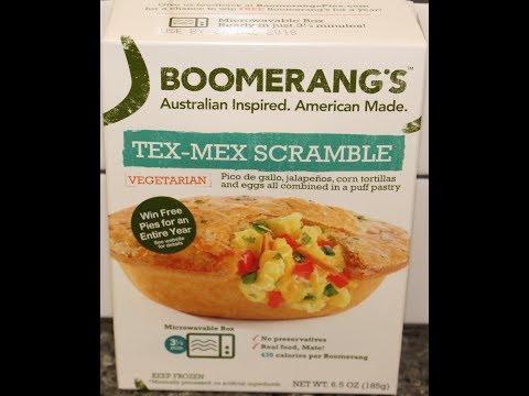 Boomerang's: Tex-Mex Scramble Review