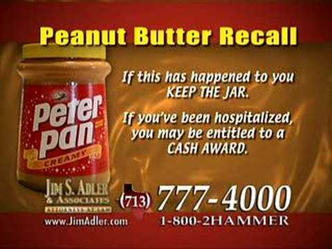 recipe: peter pan peanut butter recall 2016 [3]
