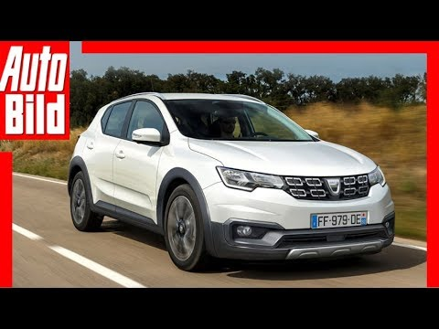 zukunftsaussicht dacia sandero 2019 details erkl rung youtube. Black Bedroom Furniture Sets. Home Design Ideas