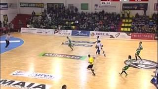 Andebol: FC Porto-Sporting, 29-28 (Supertaça, 20/12/14)
