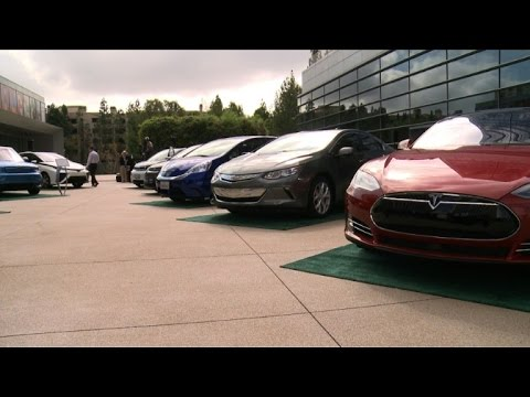 California seeks to accelerate electric car usage