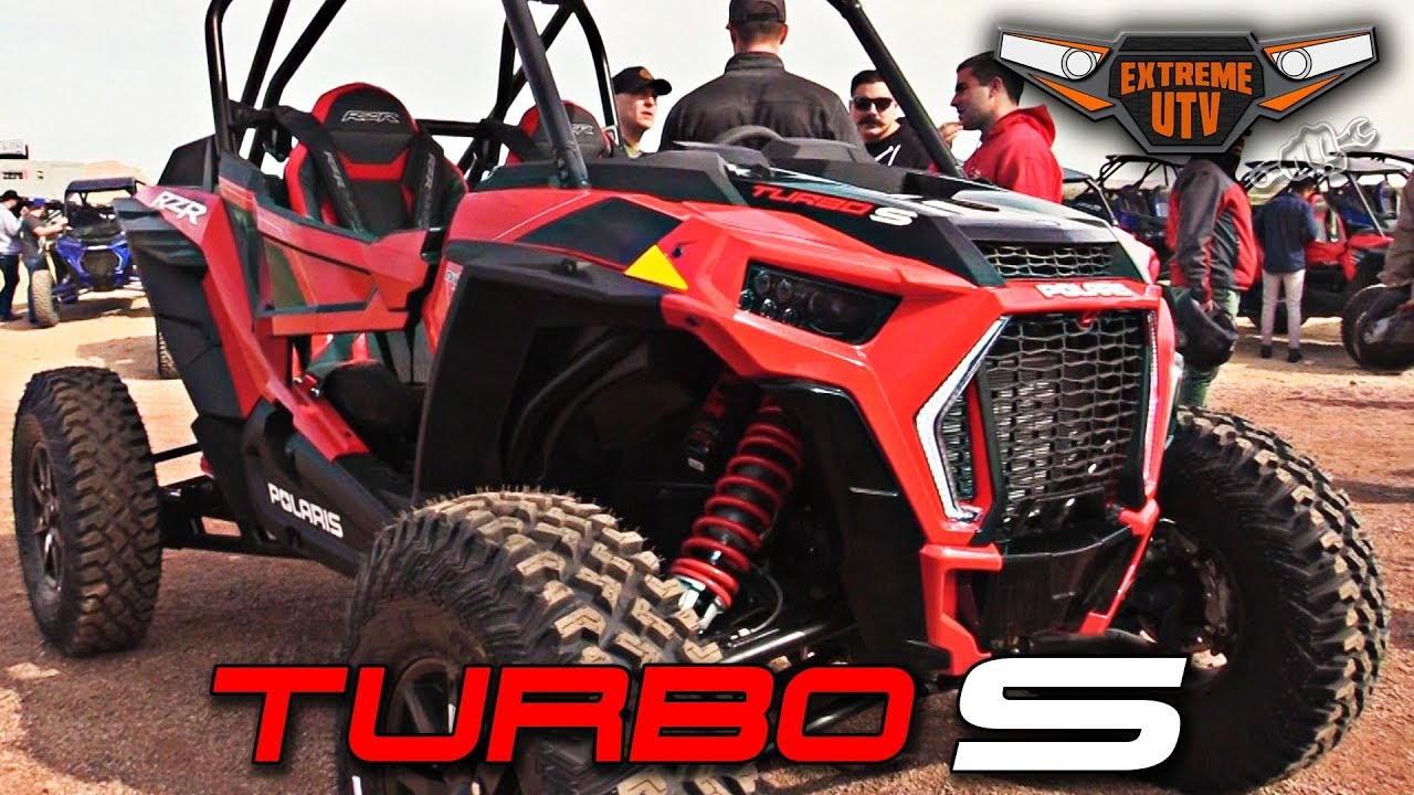 2018 Polaris Rzr Turbo S Review And Test Drive Extreme Utv Ep39