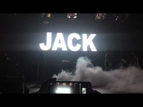 """Jack and Jack's intro """"Like That"""" ft. Skate in Omaha, NE"""