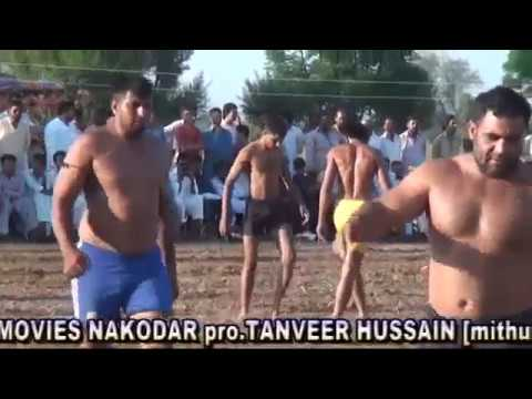 Dina 22 Pass District Jhelum Kabaddi 2017 New Mela HD Part 1