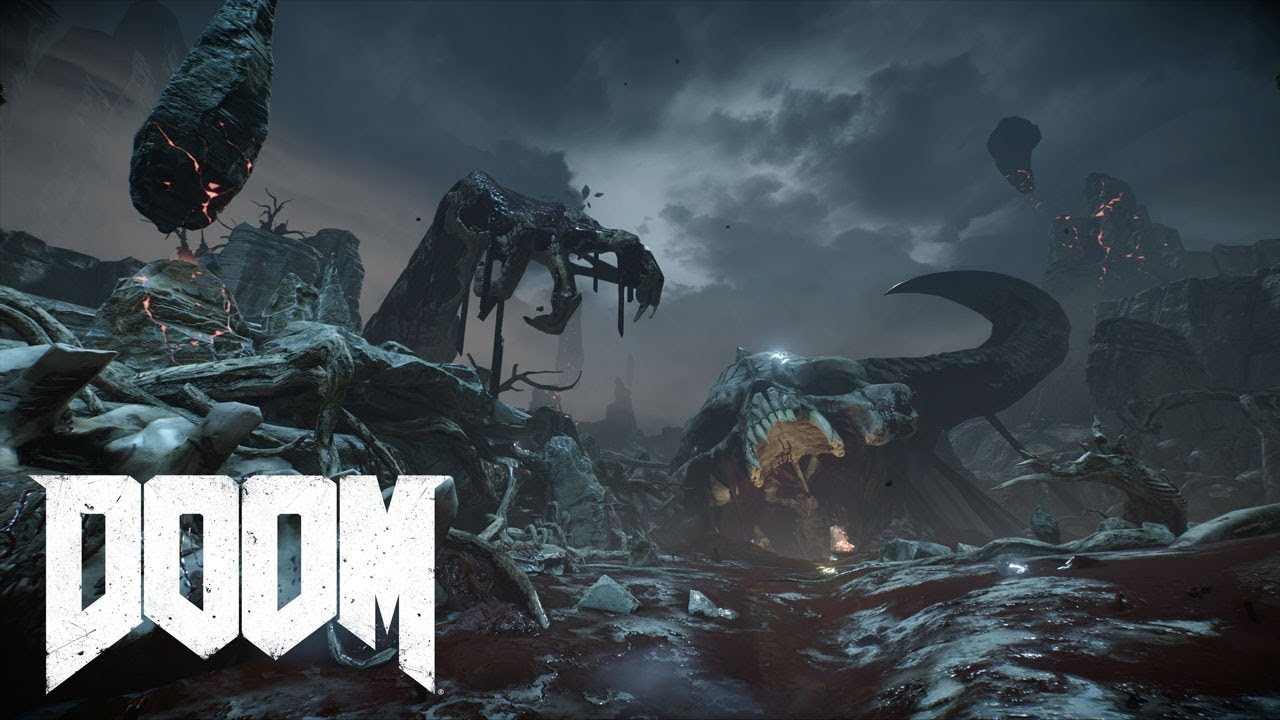 Doom' is the latest game to get a 4K patch on consoles