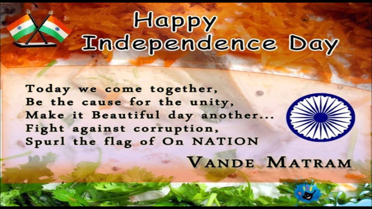 Happy independence day 15th august wishes sms message greetings happy independence day 15th august wishes sms message greetings whatsapp video message kristyandbryce Images