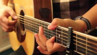 In Christ Alone Fingerstyle - Zeno