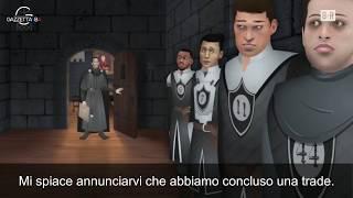 GAME OF ZONES - Stag.4 Ep.4: Venti di cambiamento | SUB ITA - GazzettaNBA.it