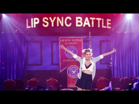 Thumbnail: Kate Upton gives it her all channeling Britney Spears on 'Lip Sync Battle'