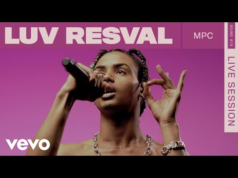 Youtube: Luv Resval – MPC (Live) | ROUNDS | Vevo
