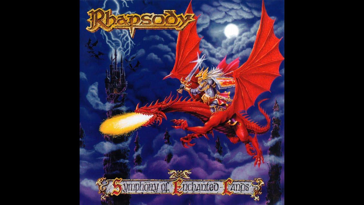 Download Rhapsody - Symphony of Enchanted Lands (Álbum)