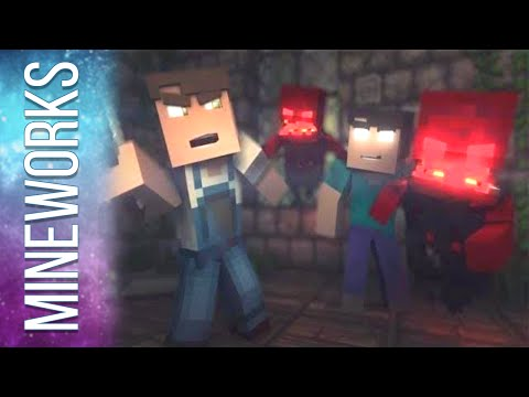 "♫ ""You Know My Name"" - The Minecraft Song Animation - Official Music Video"