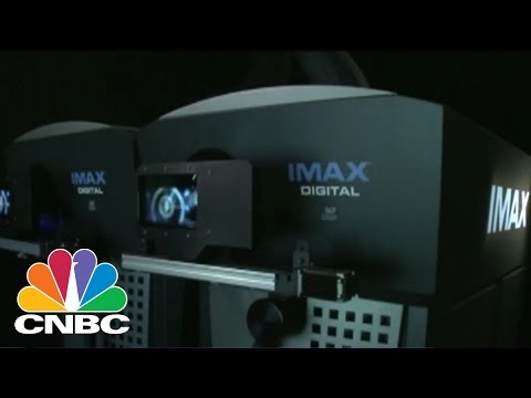 IMAX Rolls Out Laser Technology | CNBC