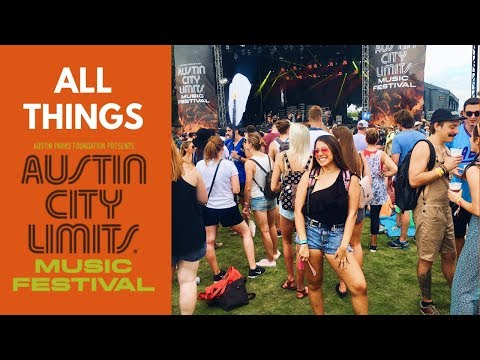 How to Prepare for Austin City Limits (ACL) 2018 | Tips, Advice, Artists I'm Excited For