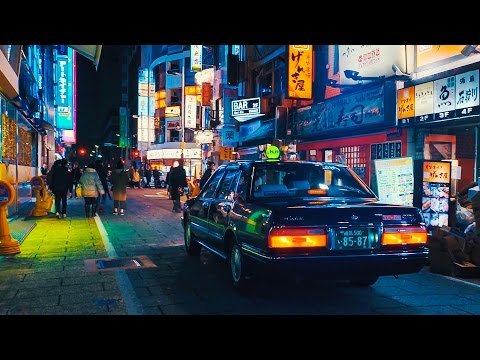 PRIMA VOLTA IN GIAPPONE! • Giappotour Ep. 1 [Tokyo - Shinjuku]