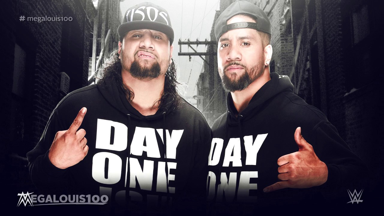 The usos 9th and new wwe theme song done with that - The usos theme song so close now ...