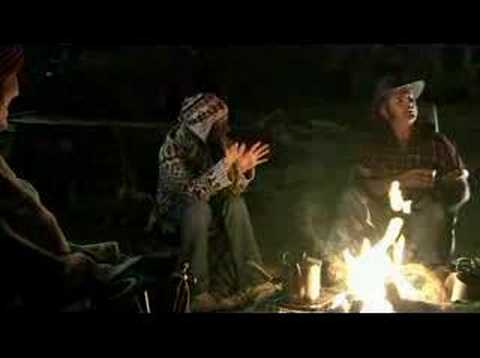 Wolf Creek  Campfire   Psycho Look