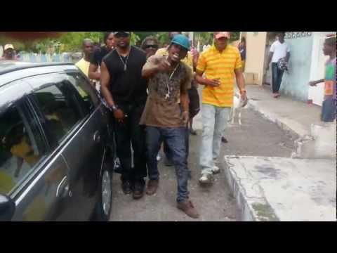 Video In The Streets Of Trenchtown (Kingston Jamaica