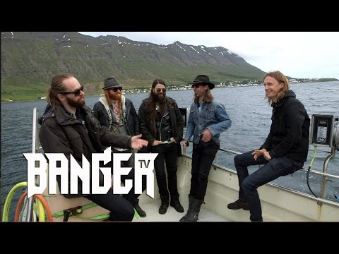 SÓLSTAFIR interview at Iceland's Eistnaflug 2016