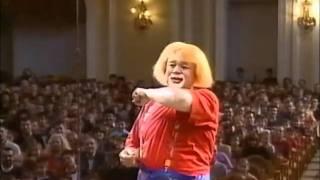 Шоу клоуна с оркестром - 2
