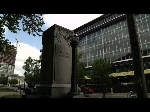 Durham Weighs Confederate Statue's Toppling