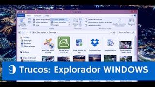 9 Consejos y trucos para sacarle provecho al explorador de Windows