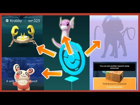 New Quest October + Opening 5 Legendary Boxes Suicune in Pokemon Go!