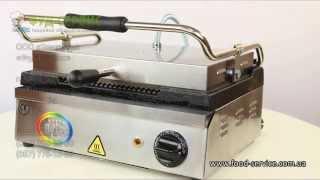 Контактный гриль-тостер (прижимной) Uret STM