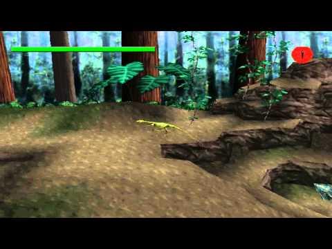 The Lost World: Jurassic Park - Compsognathus - Livello 2 - Rain Forest HD
