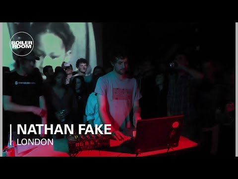 Nathan Fake live in the Boiler Room