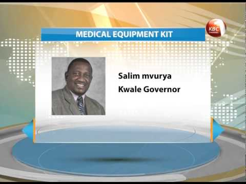 8 counties yet to pay the 38B medical equipment lease