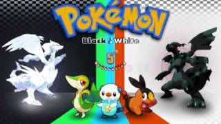 Pokemon Black & White Full Anime Opening (With Lyrics+MP3 Download)