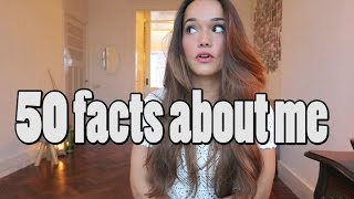 50 FACTS ABOUT ME ! | BIBI BREIJMAN